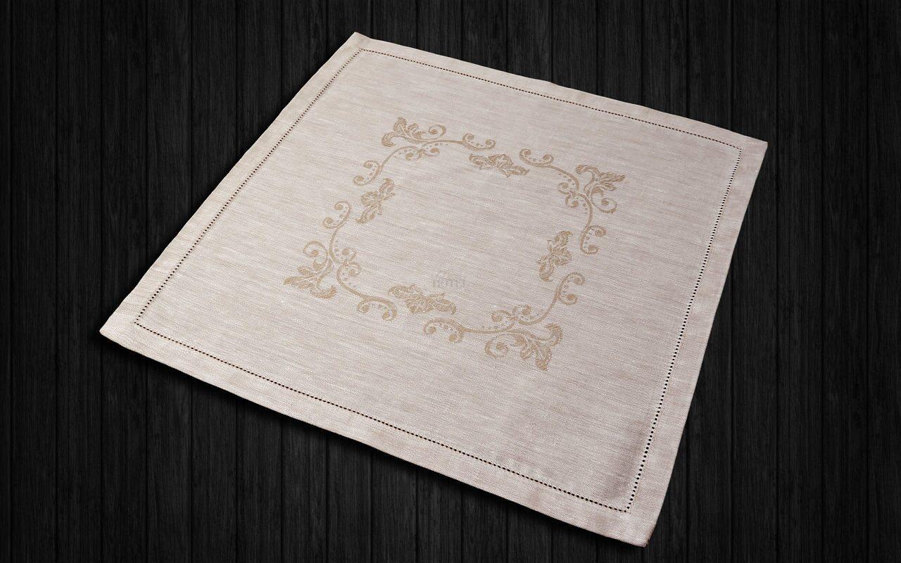 Салфетки тканевые для сервировки стола своими руками