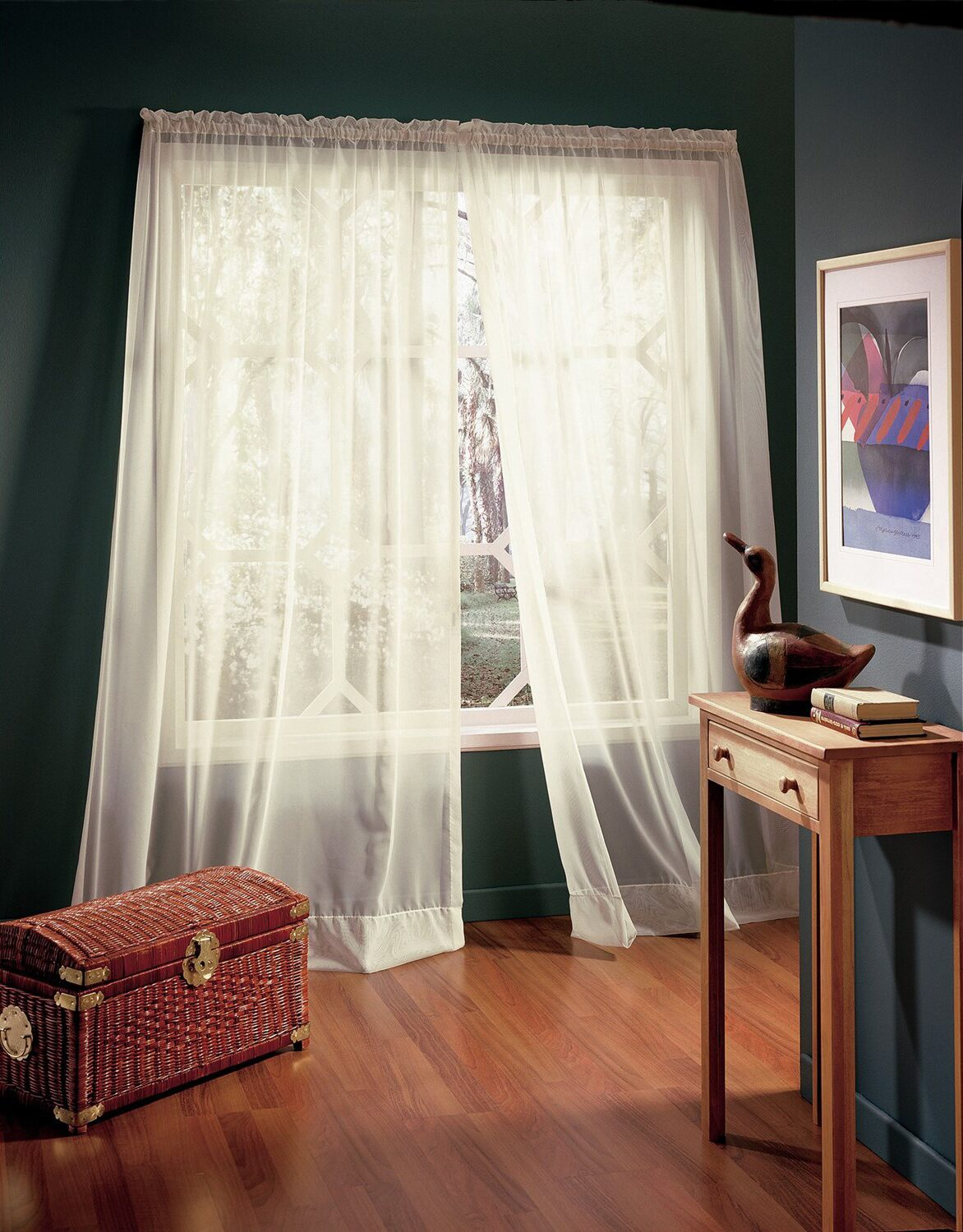 100 wide curtain panels